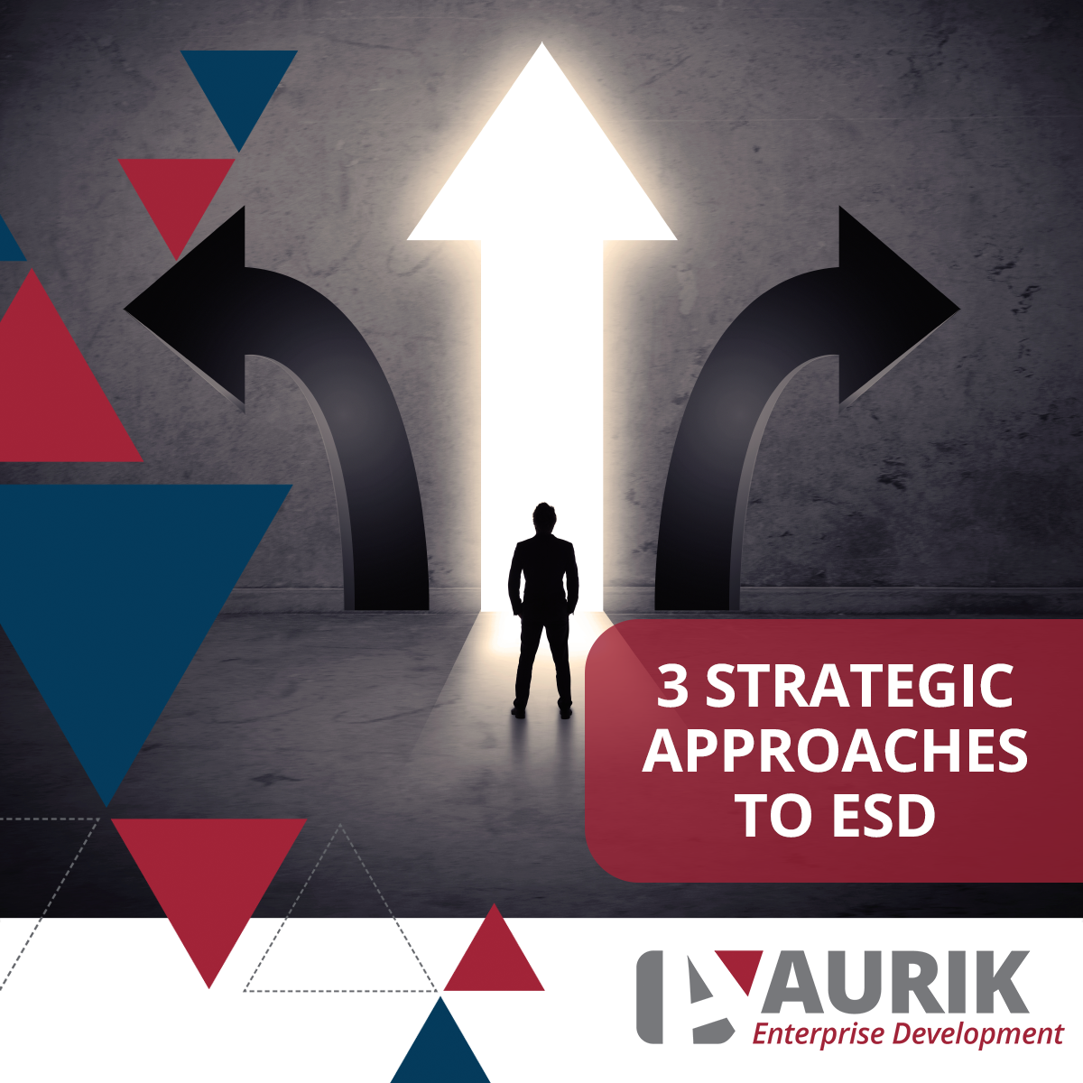 Three strategic approaches to ESD