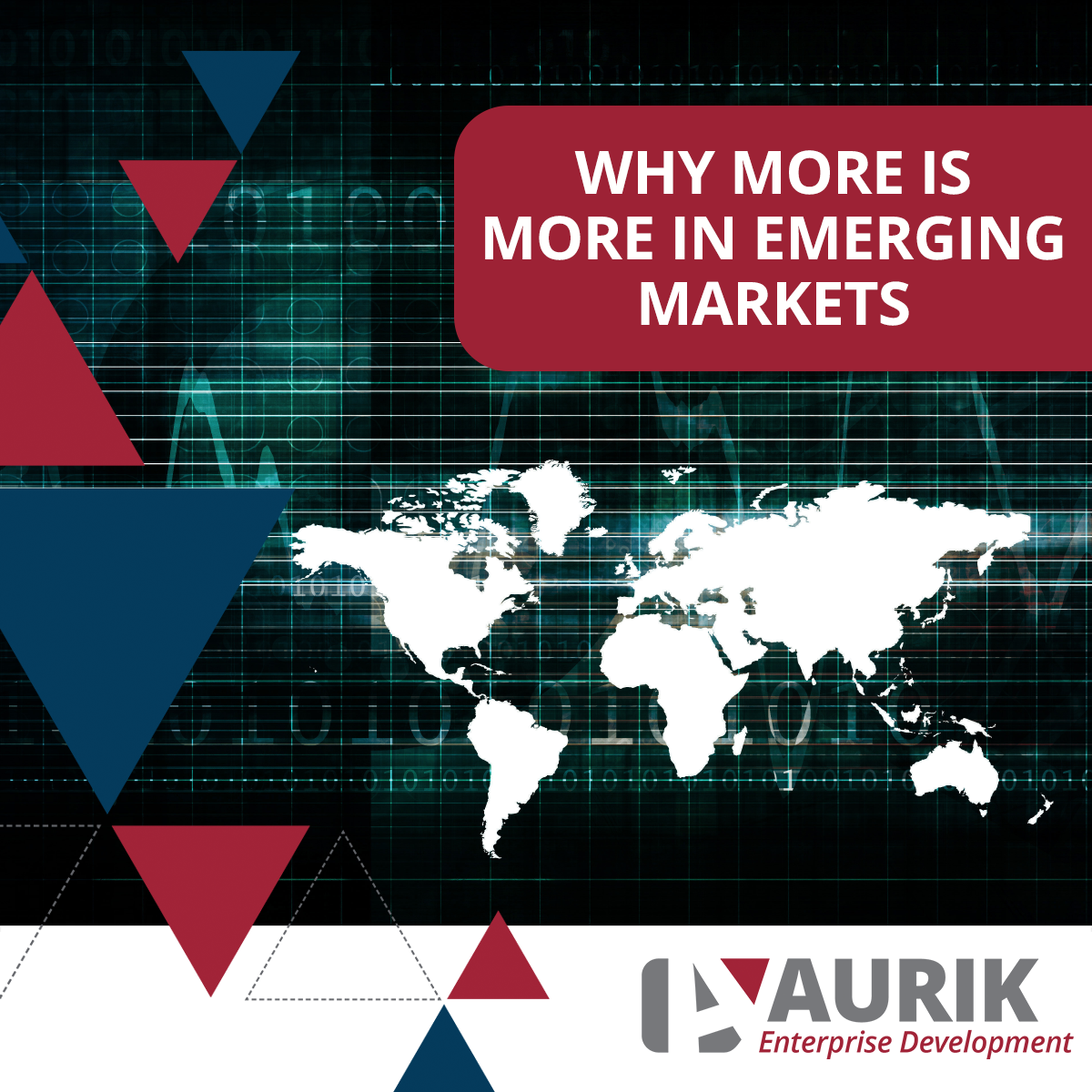 Why more is more in emerging economies